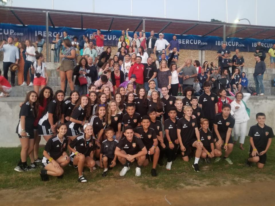 Revolution United FC just returned from their trip to Portugal  (8)