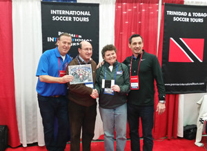NSCAA convention in Baltimore - 2016