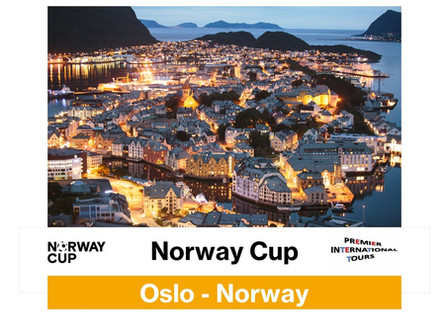 The Norway Cup is the biggest international youth soccer tournaments in the world