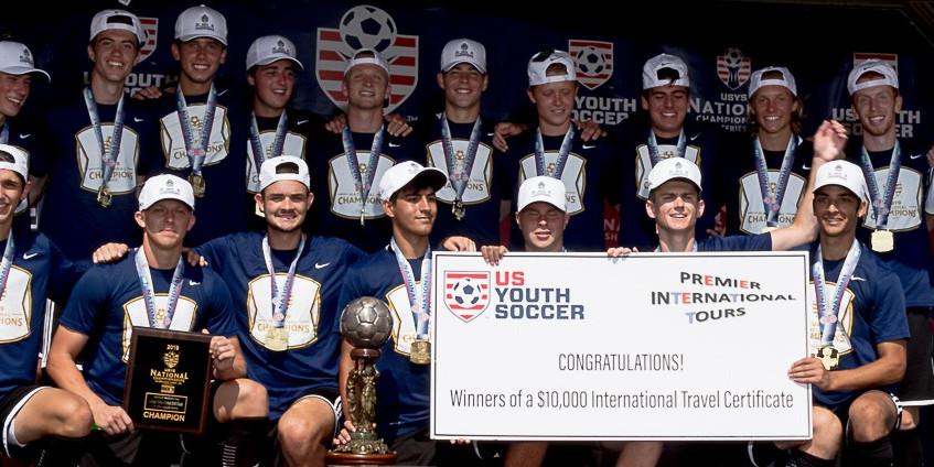 U19 Boys - Lehigh Valley United