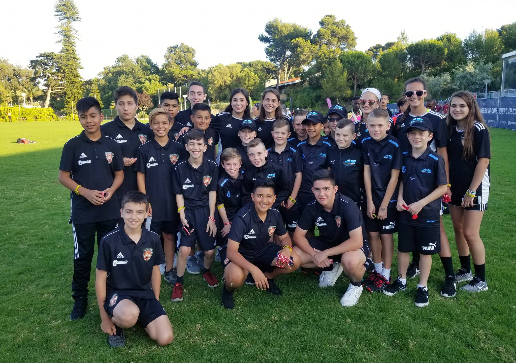 Revolution United FC just returned from their trip to Portugal  (10)