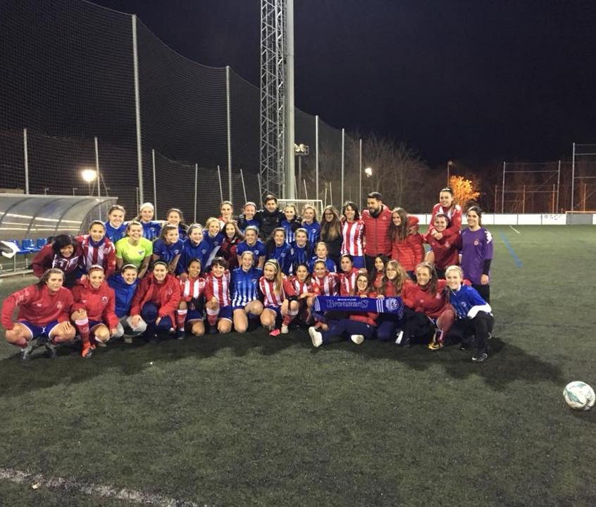 Boston Breakers and NEFC traveled to Barcelona Spain (3)