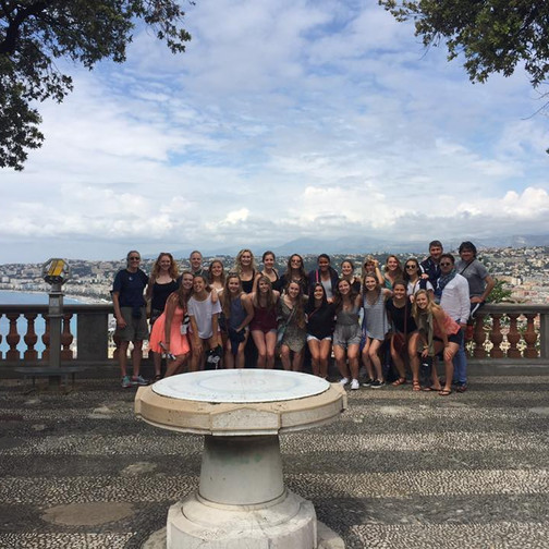 Middlebury College embarked on an international tour to France and Italy  (14)