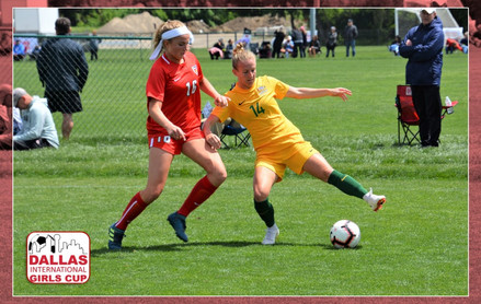 Apply for the 2021 Dallas International Girls Cup while spots are still available!