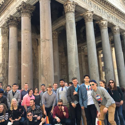 Concordia University Soccer in Italy (4)