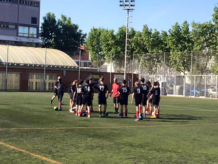 Capital Soccer Club has returned home from their 2016 tour to Barcelona!