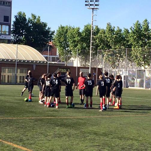 Capital Soccer Club International Soccer Tour 2016 (2)
