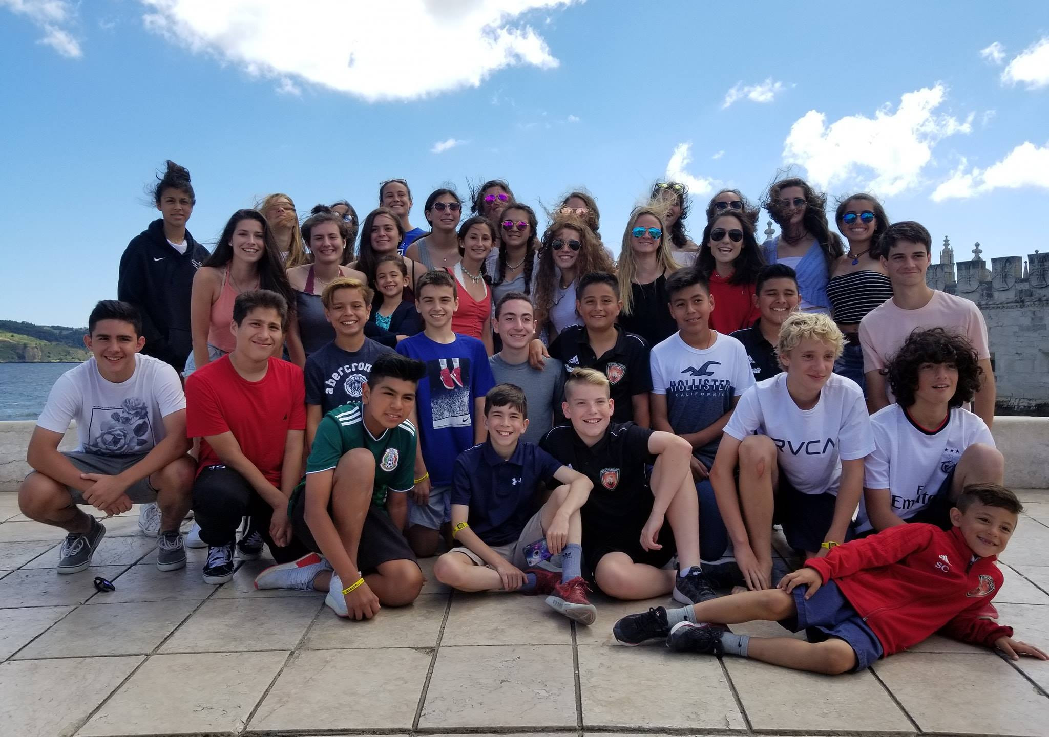 Revolution United FC just returned from their trip to Portugal  (6)