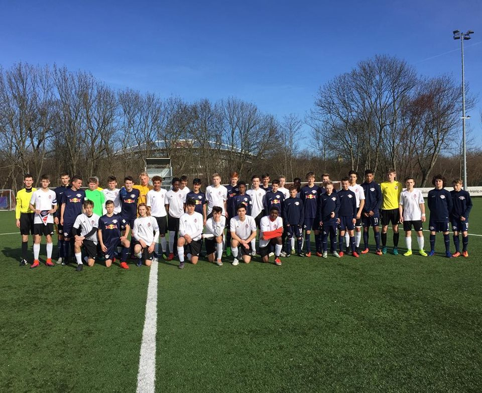 West Ottawa Soccer Club has returned home from an exciting tour in Germany!  (7)
