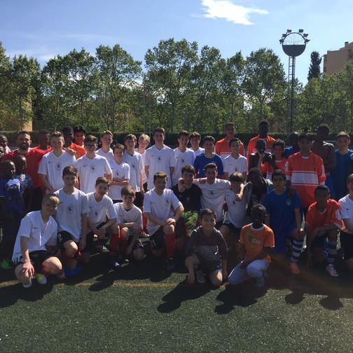 Capital SC international soccer trip to Barcelona (9)