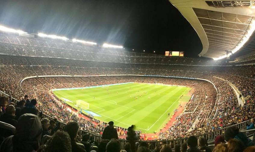 Boston Breakers and NEFC traveled to Barcelona Spain (6)