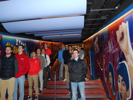 The Saint John's University men's soccer team just returned from a trip to the Spain