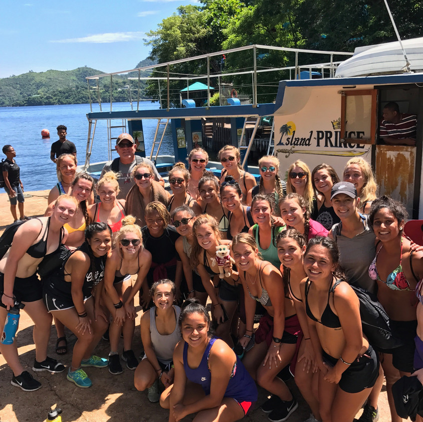 Chico State soccer tour to trinidad and tobago (1)