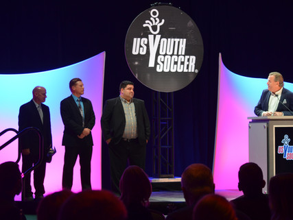 U.S. Youth Soccer Coach of the Year