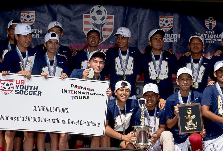 U16 Boys - LVSA 03 Silver