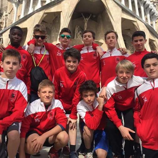 Capital Soccer Club International Soccer Tour 2016 (4)