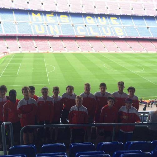 Capital Soccer Club International Soccer Tour 2016 (5)