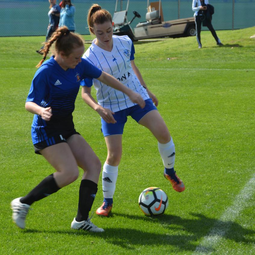 2018 Dallas International Girls Cup