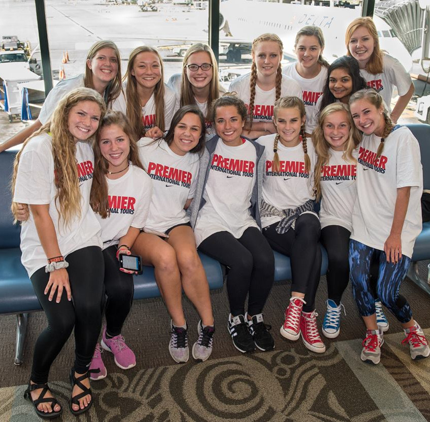 Huntsville F.C. '99 Girls Soccer just returned from a trip to the Spain  (1)
