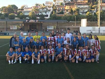 MD Strikers in Barcelona!