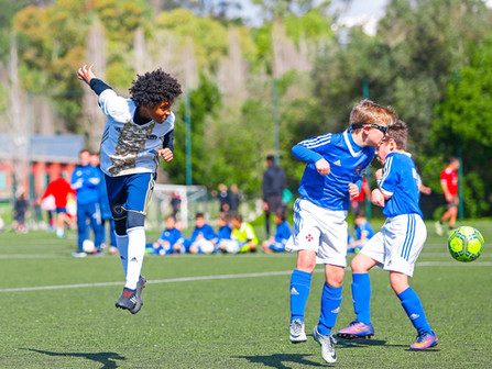 Philadelphia Union took teams to the prestigious 2018 IberCup Cascais in Portugal!
