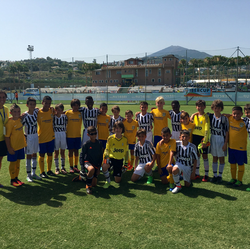 GOSA has safely returned from participating in the 2016 IberCup Costa del Sol, in Marbella, Spain!  (2)