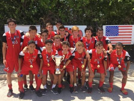 2nd Annual Dallas international soccer festival 2016 A HUGE SUCCESS