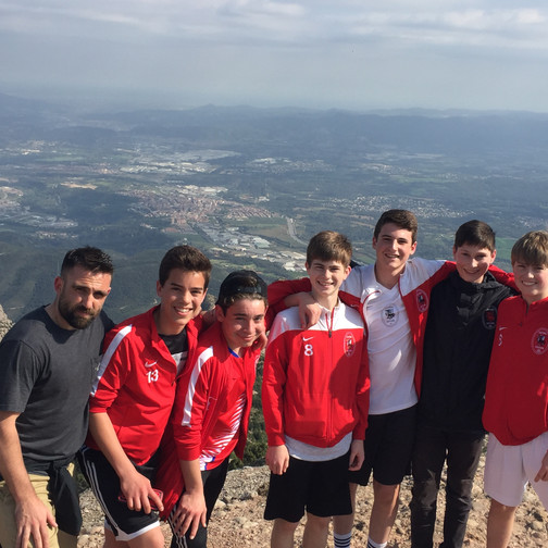 Capital SC international soccer trip to Barcelona (5)