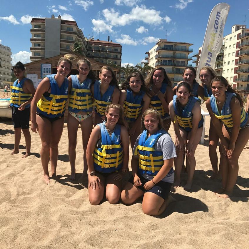 MD Strikers in Barcelona! (2)
