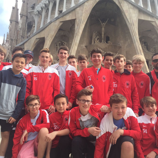 Capital SC international soccer trip to Barcelona (10)