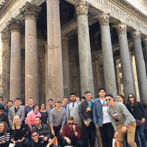 Concordia University Soccer in Italy (15)