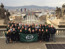 CSU Women in Barcelona