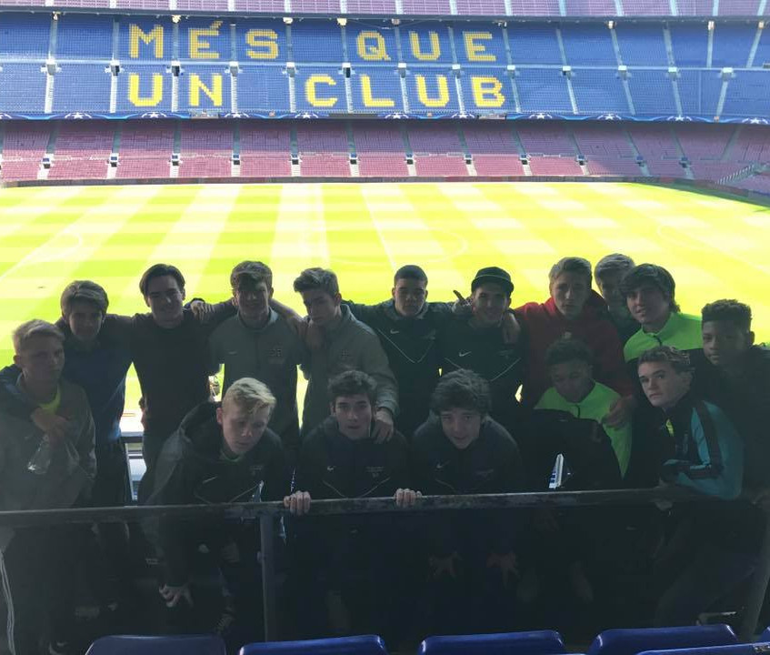 Darlington School Soccer Academy Barcelona (6)