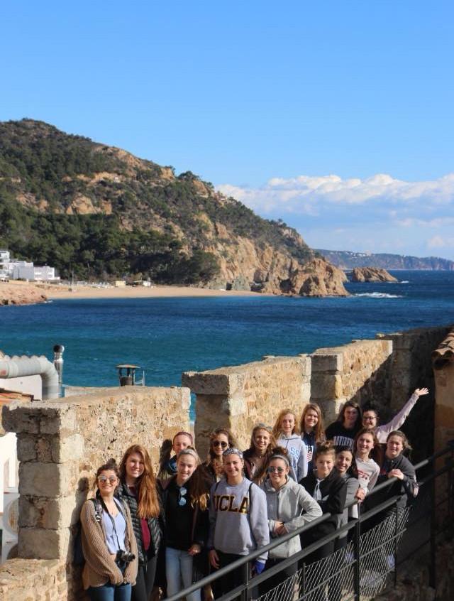 Boston Breakers and NEFC traveled to Barcelona Spain (2)