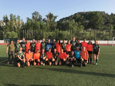 Morrisville Soccer Club Barcelona/Spain Tour 2020