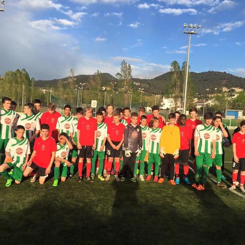 Capital Soccer Club International Soccer Tour 2016