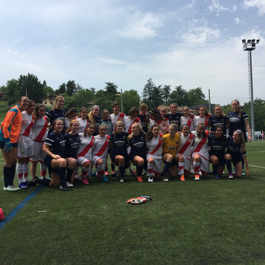 Huntsville F.C. '99 Girls Soccer just returned from a trip to the Spain  (9)