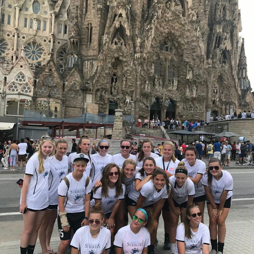 MD Strikers in Barcelona! (1)