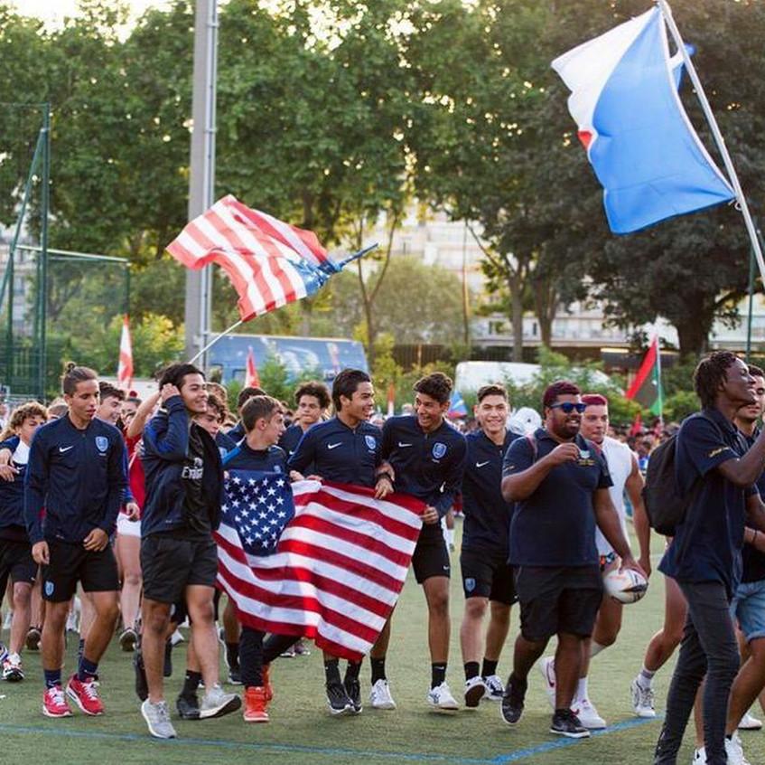 PSG Academy Florida traveled from Miami