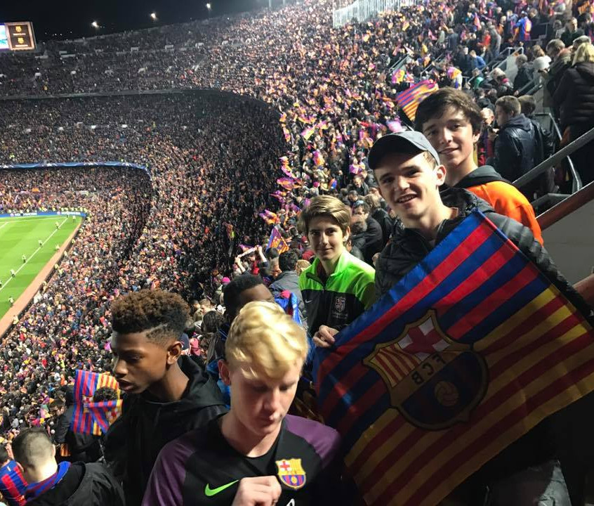Darlington School Soccer Academy Barcelona (13)