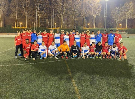NEFC West traveled to Barcelona with 2 teams!