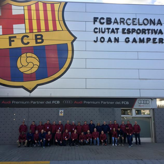 Barcelona Soccer Coaches Trip 2017 (3)