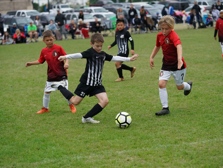 Highly Successful Youth Soccer Tournaments Bring Players from 22 Countries Together To Compete