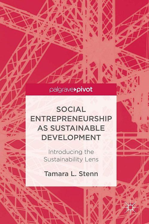 Social Entrepreneurship as Sustainable Development