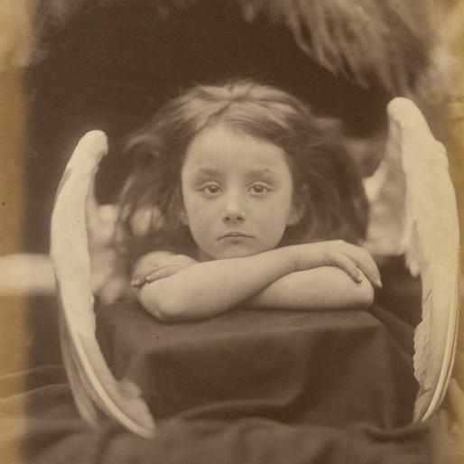 Julia Margaret Cameron, I Wait (Rachel Gurney), 1872