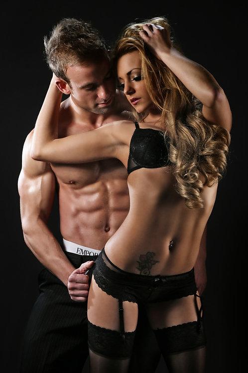 Silver/couples Boudoir Photoshoot 18+ Deposit