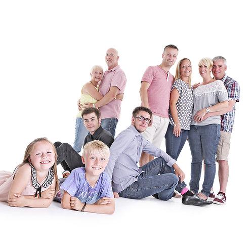 Extended Family Deposit
