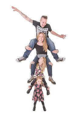 Creative Family Photoshoots