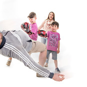 Fun, Creative and a true expression of your family and pets. SESSIONS FROM JUST £20. Wiltshires Largest Family Studio