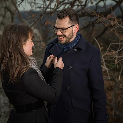 Zita és András